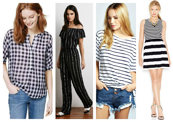 Stipes and Gingham