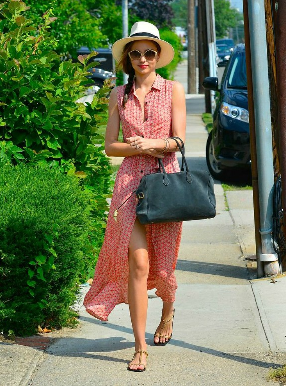 Style Guide: fab ways to wear a shirt dress