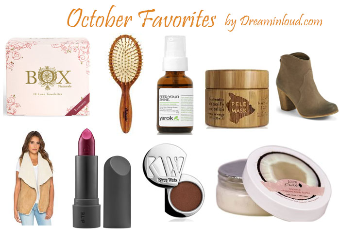DL's October Favorites
