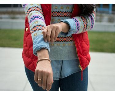 Fair-isle-sweaters-pom-pom-hats