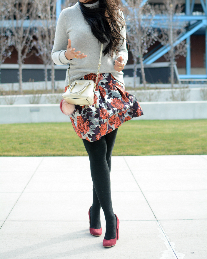 metallic-floral-skirt-dl