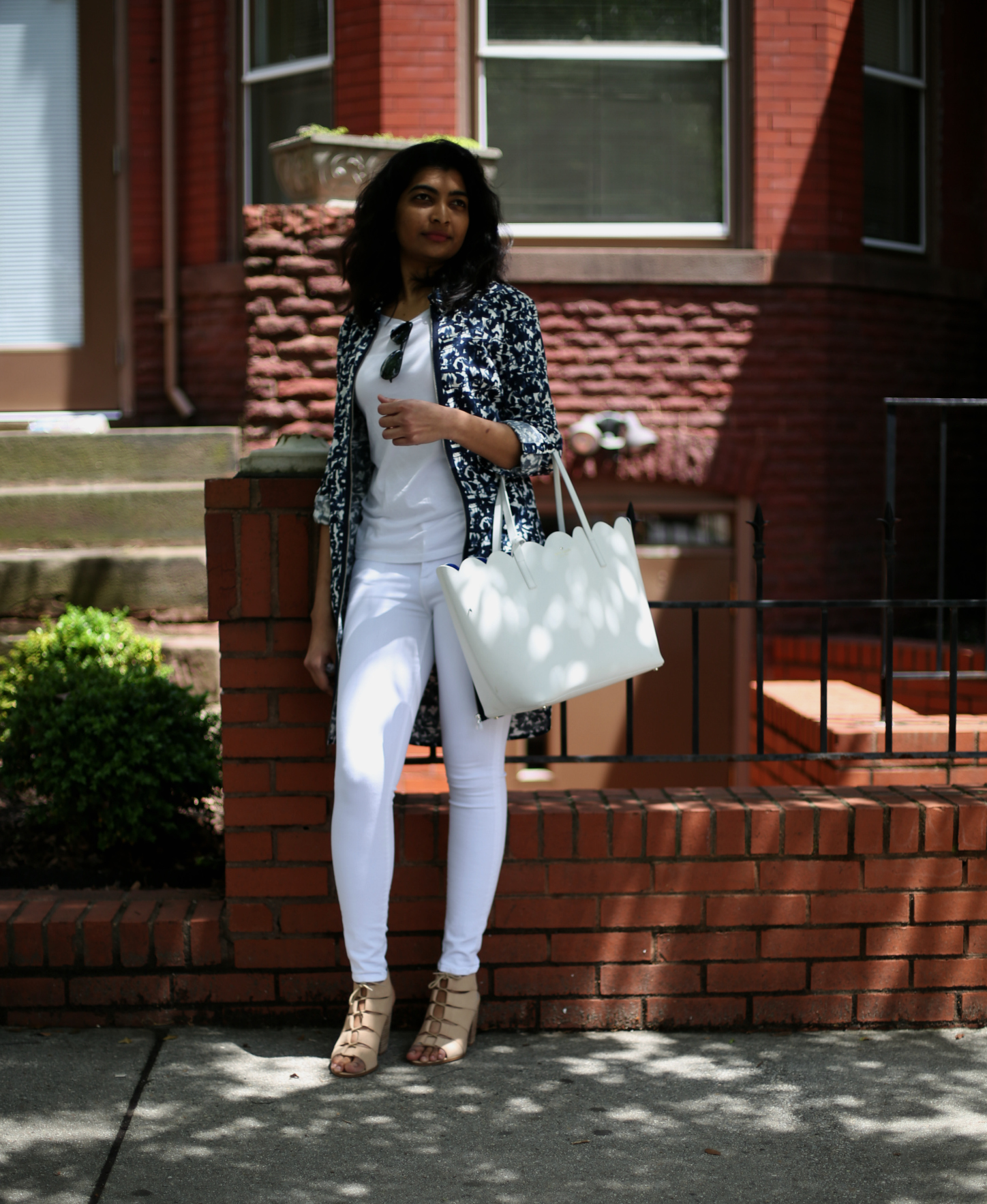 Summer-white-outifts