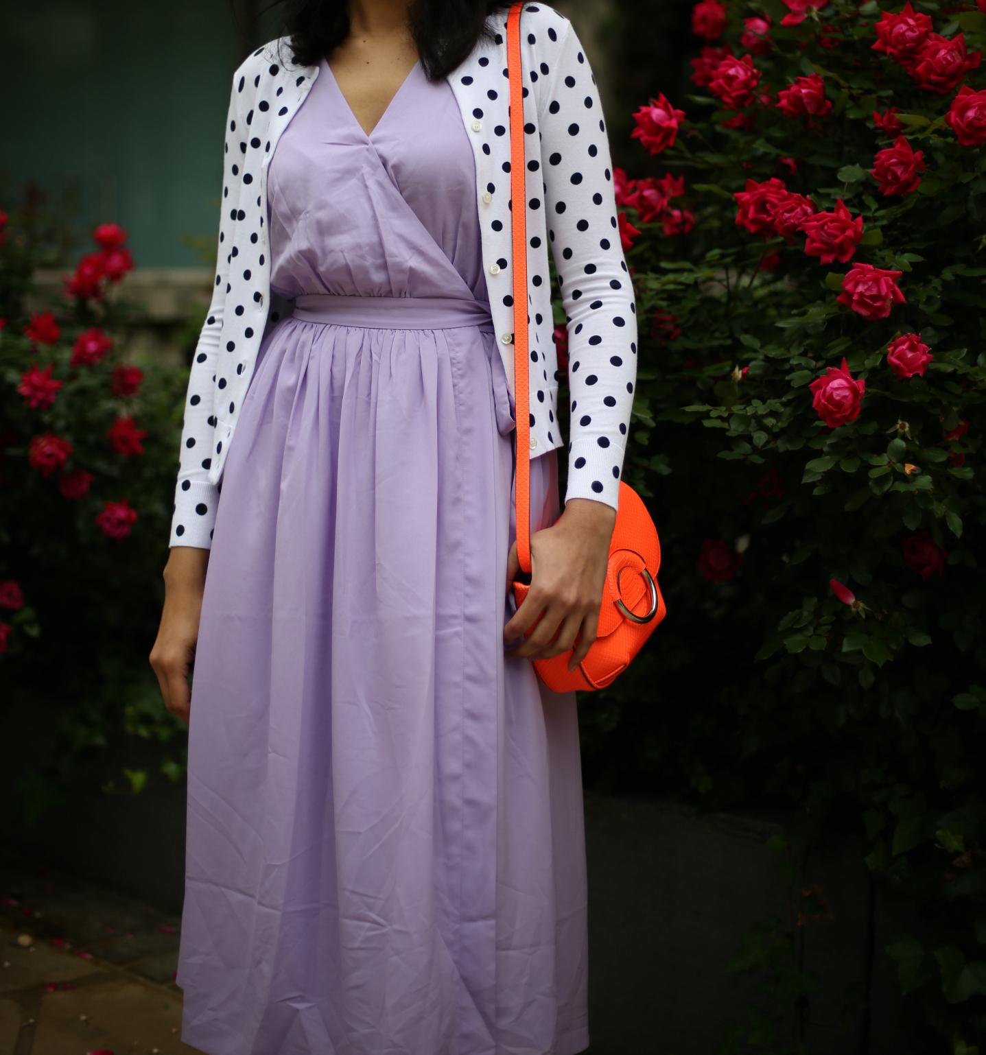 lilac-midi-dress