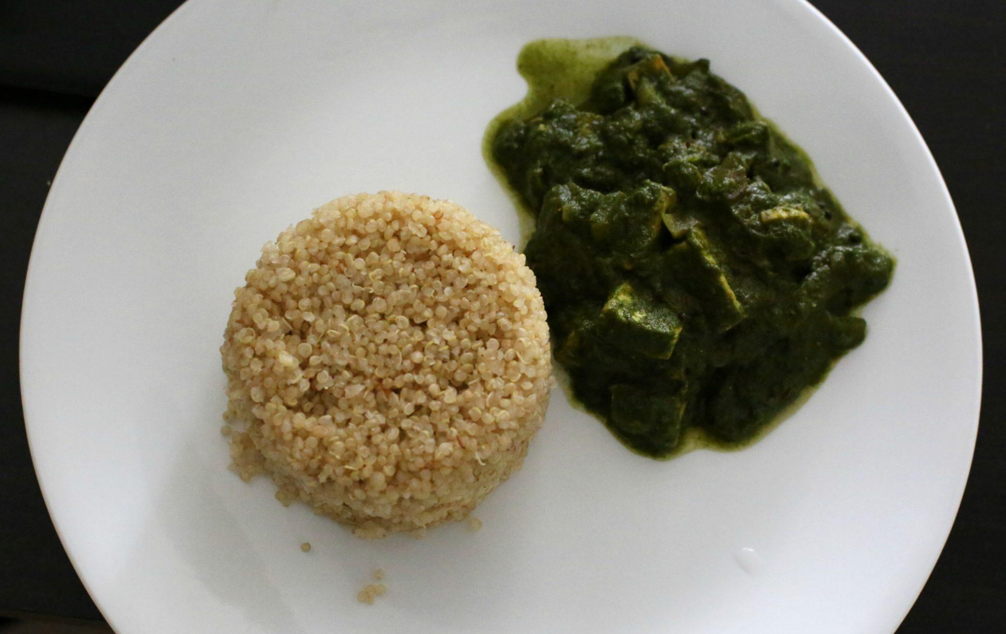 spinach-tofu-quinoa