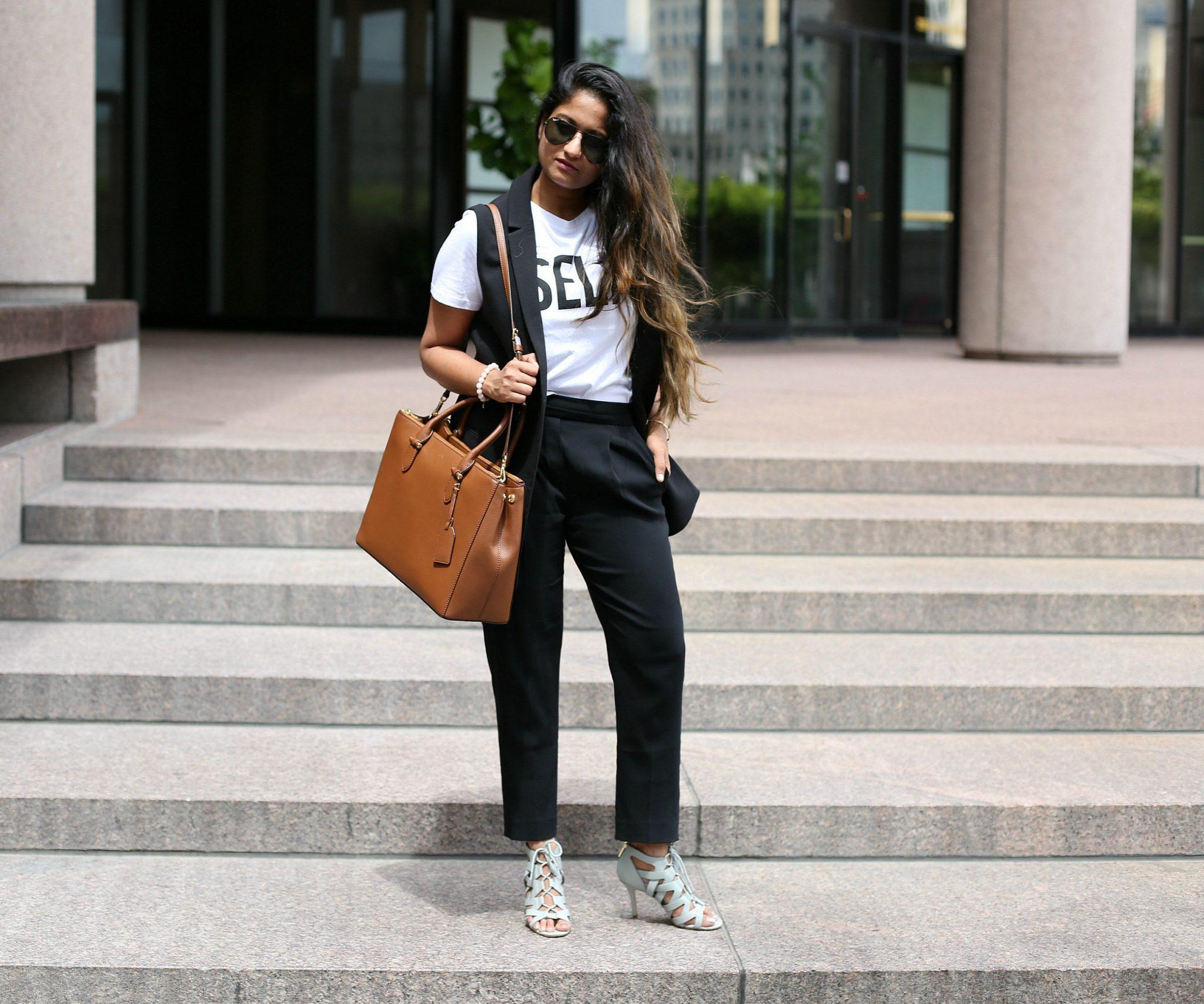 modern-ways-to-wear-sleveless-blazer-to-work-dl