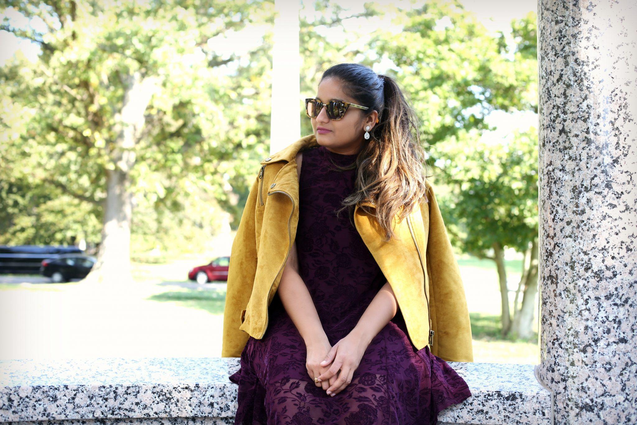 steve-madden-faux-suede-moto-jacket-mustard