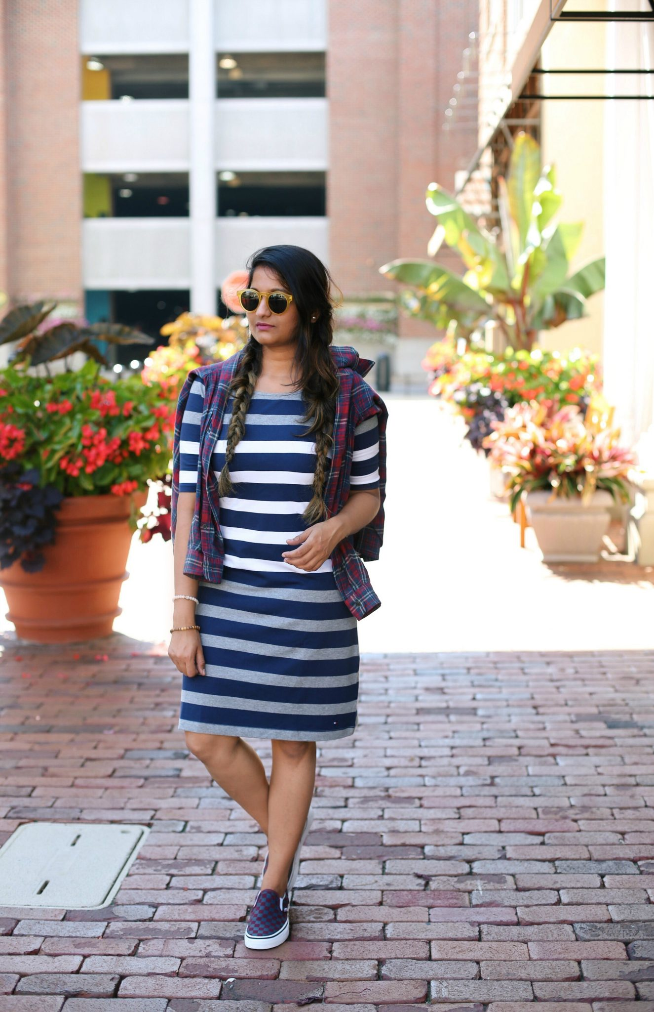 tommy-hilfiger-stripe-dress