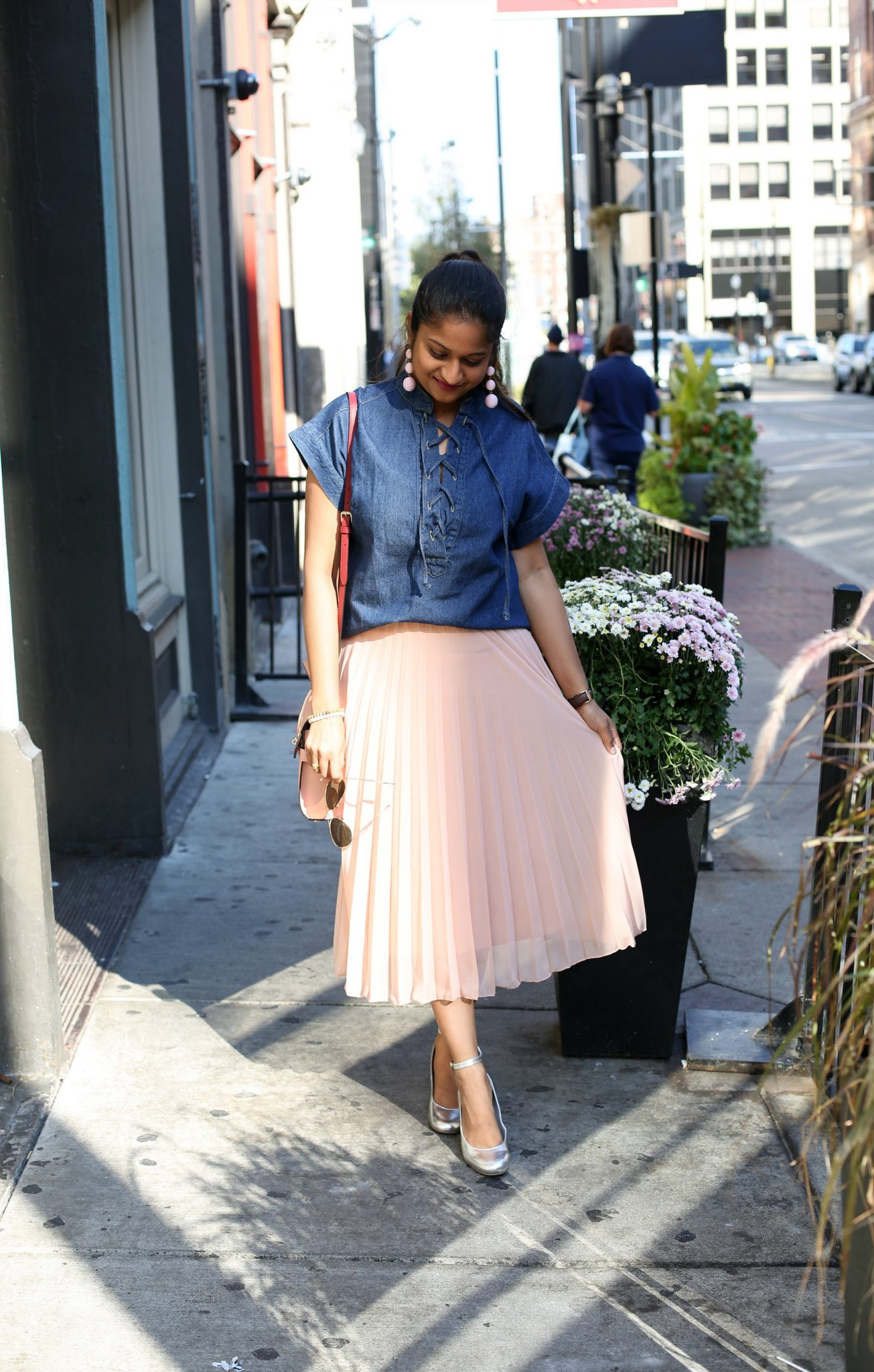 blush-denim-combo-outfit
