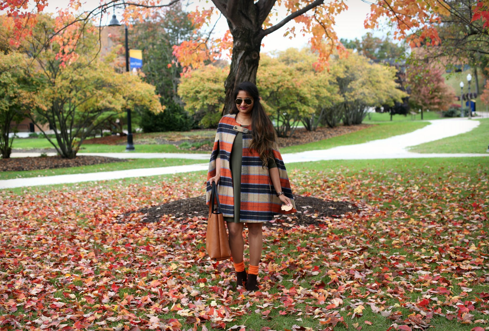 modcloth-orange-plaid-cape
