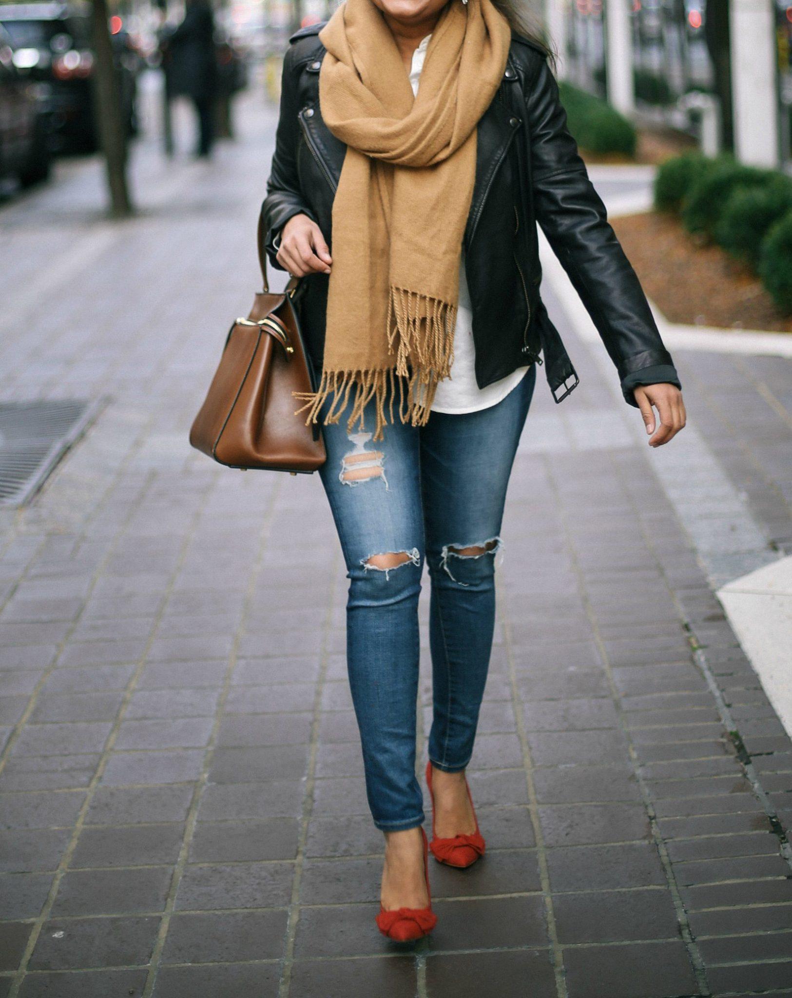 topshop-super-soft-camel-scarf