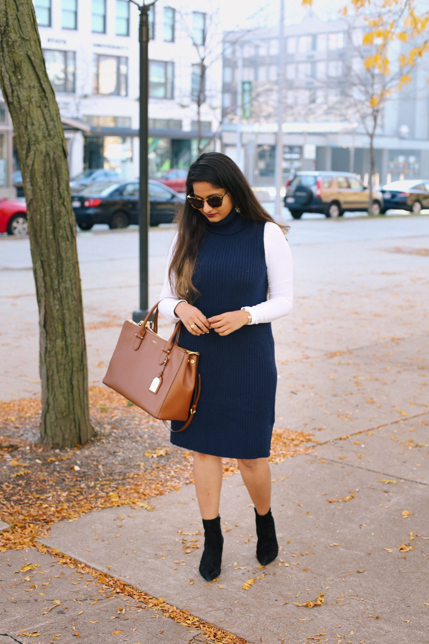 gap-RIBBED-TURTLENECK-TANK-DRESS-1 (1 of 1)