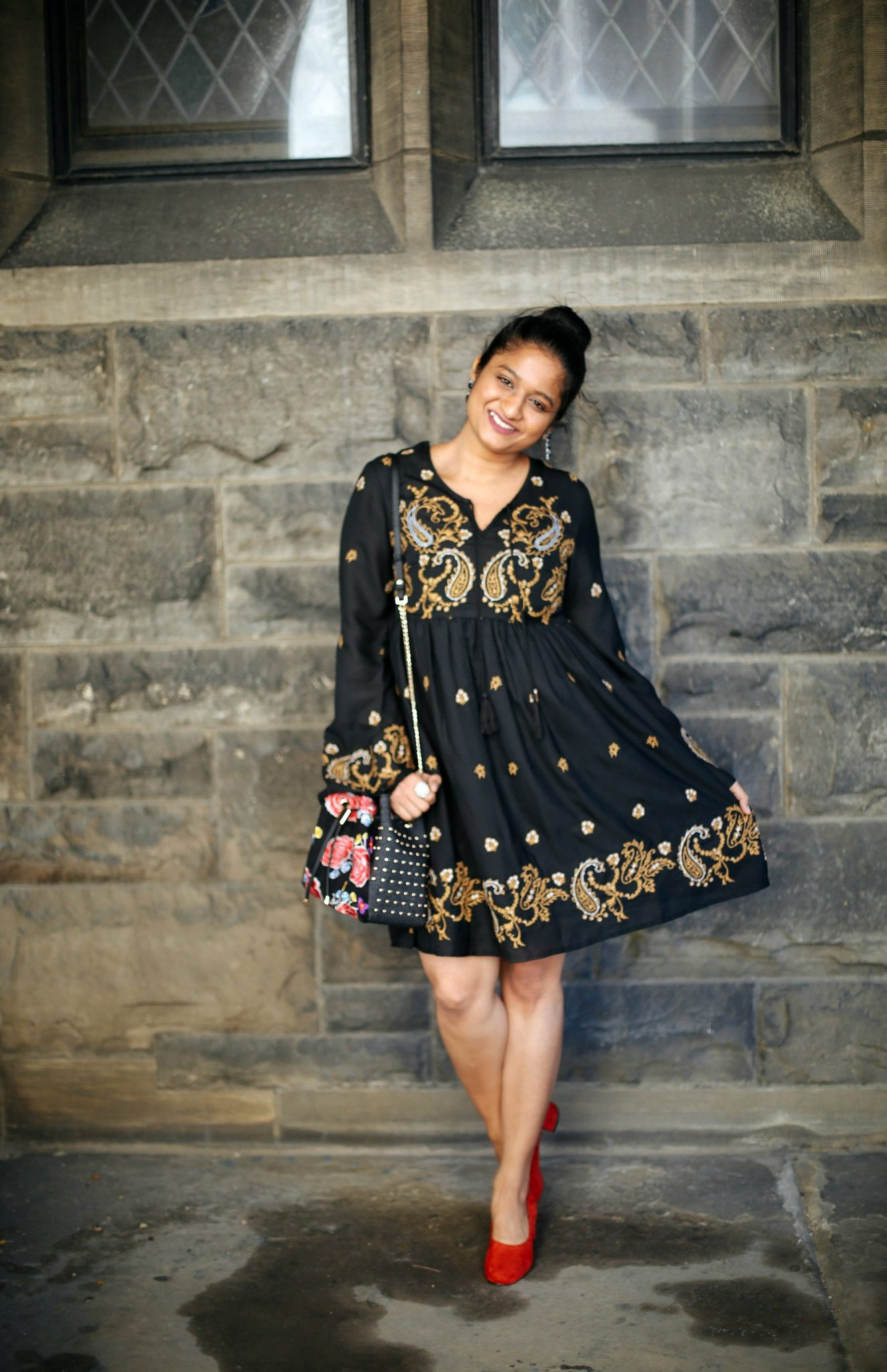 Indian-paisley-print-dress-asos