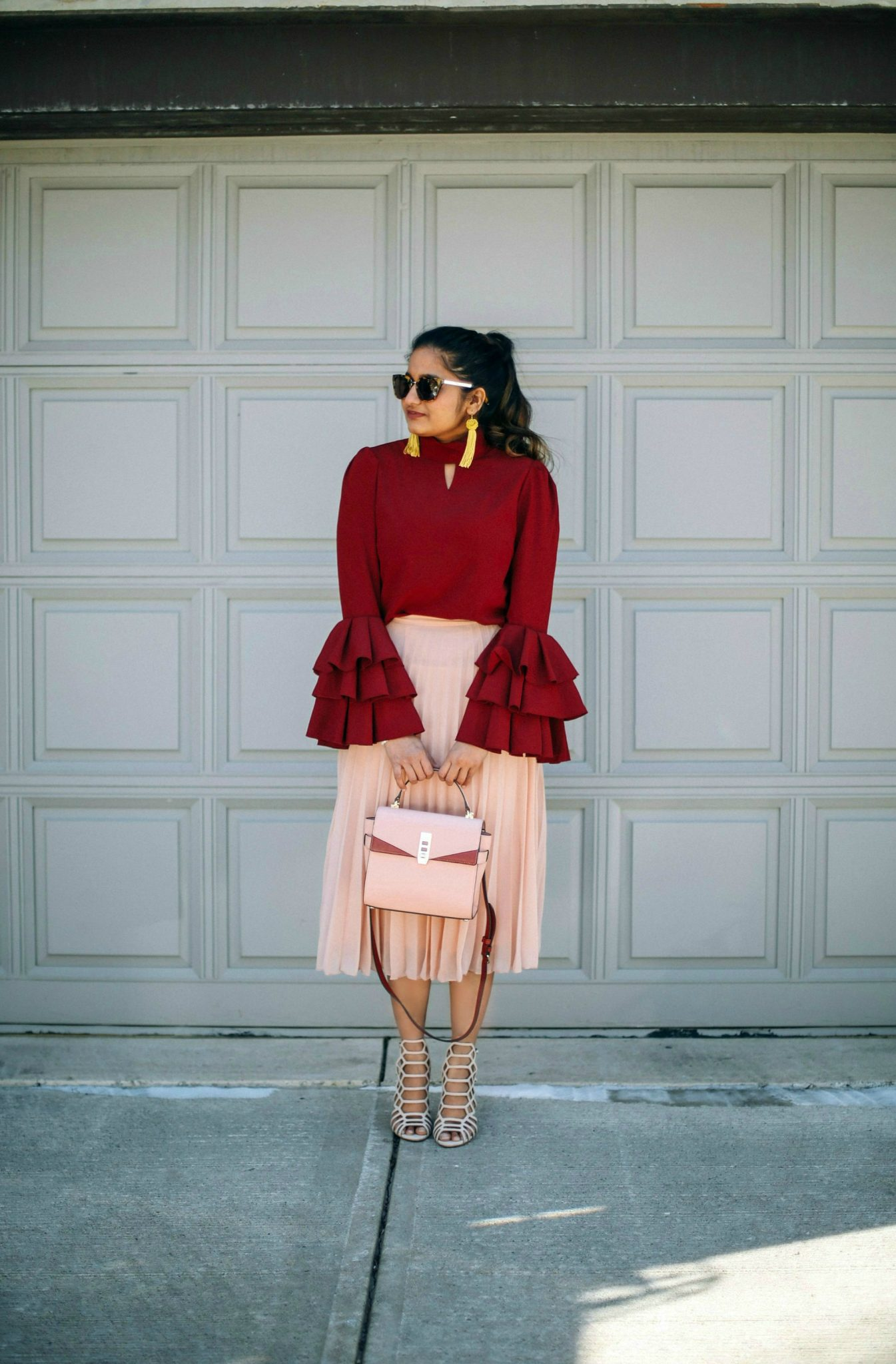 burgundy-bell-sleeves-blouse-1