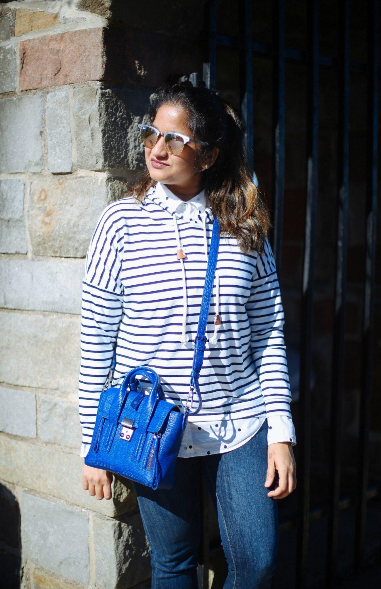 chic-ways-to-wear-a-sweatshirt