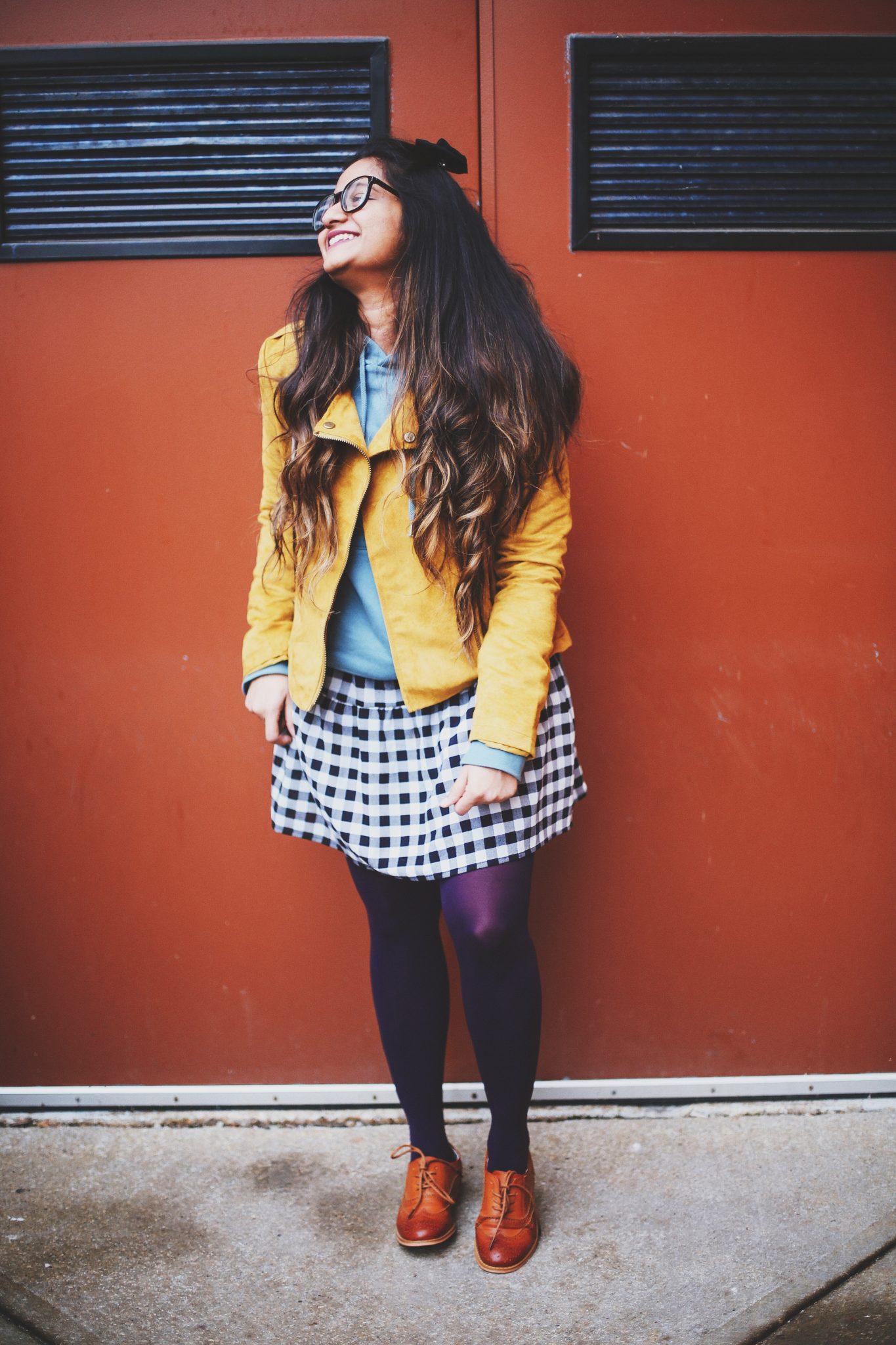 steve-madden-yellow-moto-jacket