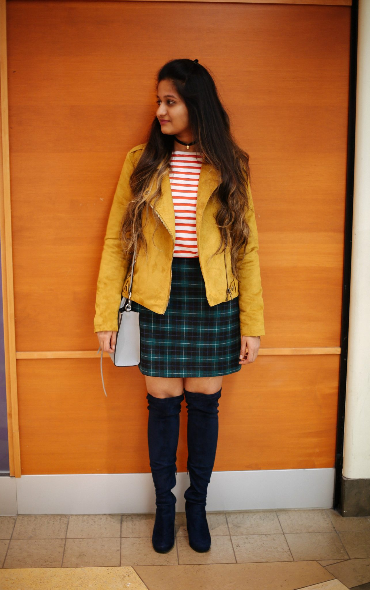 Stripes-and-plaid-combo-outfits