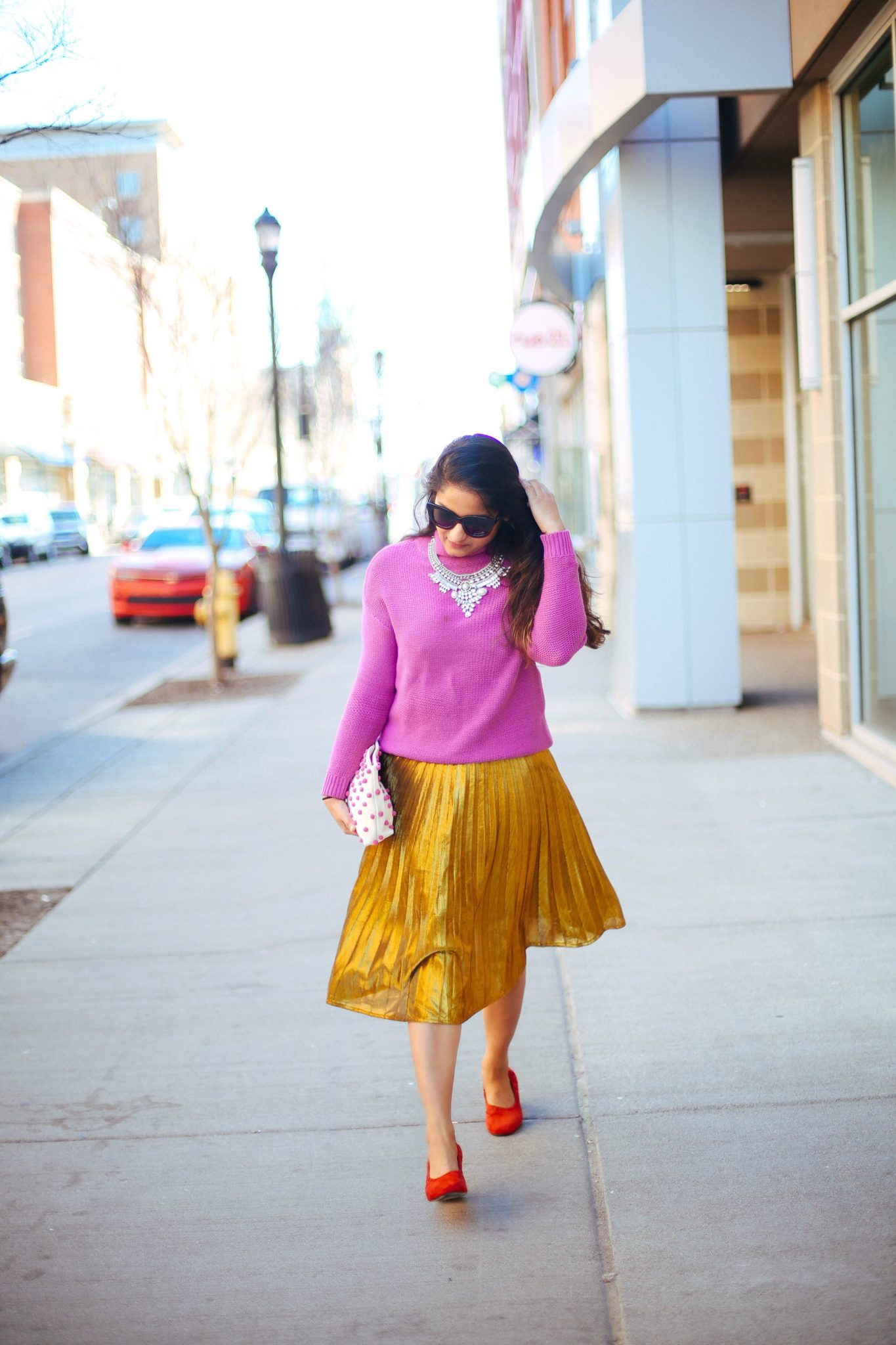 old-navy-pink-mock-neck-sweater